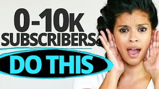 How To Get 10,000 Subscribers on Youtube in 2019