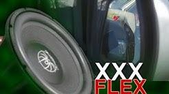 SPL Car Audio FLEX w/ EXO's Crazy Vehicle Excursion - Loud C&S Bass & Best DEEP Slammin Song XMAX