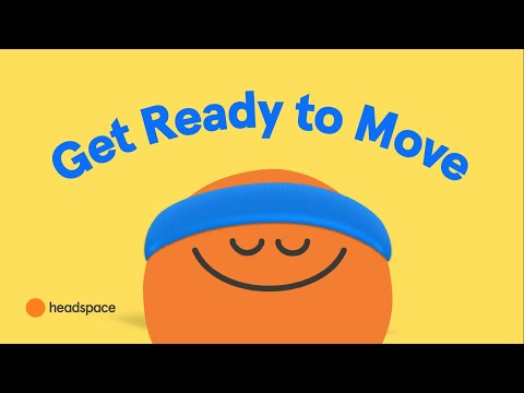 Get Moving Mindfully with Headspace