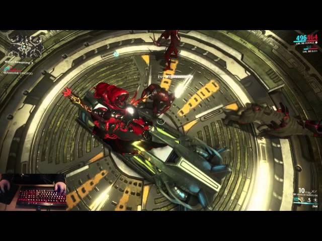 Warframe Gameplay #5 (Red Veil!) [ASMR, Lets Play, Whispering, Soft Speaking]
