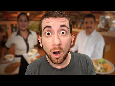 WORLD'S FASTEST RESTAURANT (10 seconds!)