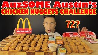 72 nuggets? AuzSOME Austin