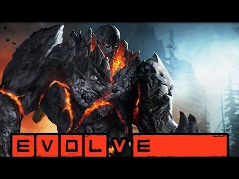 EVOLVE RAGES ON!! Monster Destruction (XB1 Gameplay 1080p)
