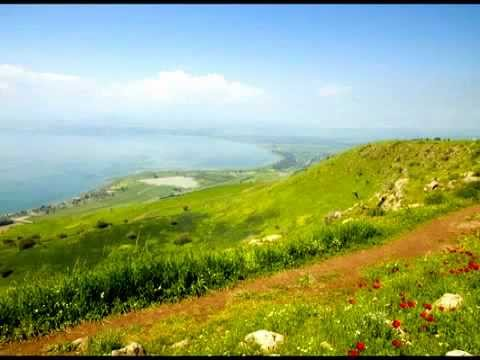 A Visionary Stroll Along the Sea of Galilee - New Life For Your Daily Devotions