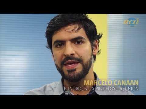 Pink Floyd Reunion THE WALL - Entrevista Marcelo Canaan Portal UAI