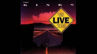 The Kinks - The Road - LIVE