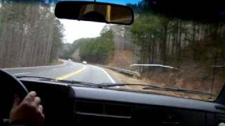 Gmc syclone test drive