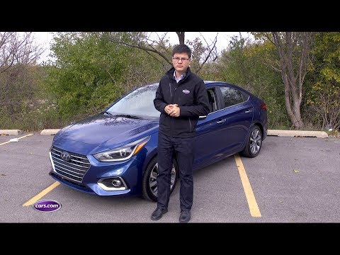 2018 Hyundai Accent First Drive Cars.com