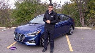 2018 Hyundai Accent First Drive Cars.com смотреть