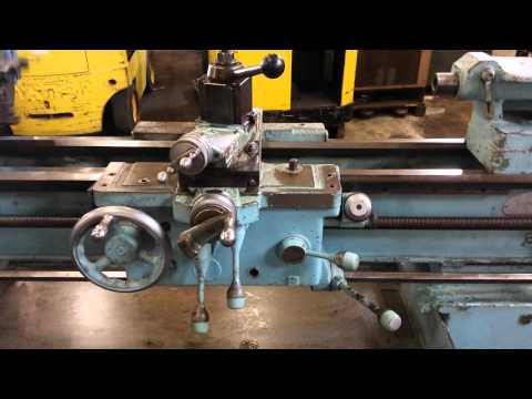 Cincinnati 14x42 precision metal lathe for sale
