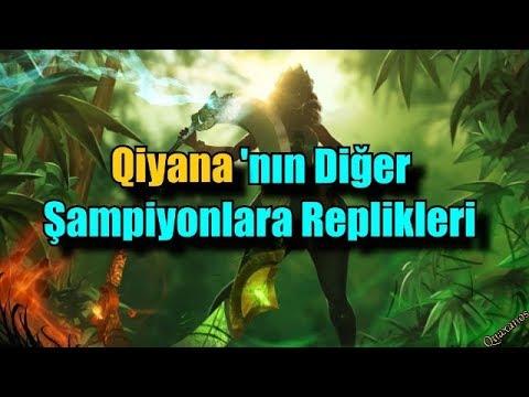 True Damage Qiyana Kostüm Tanıtımı - League of Legends