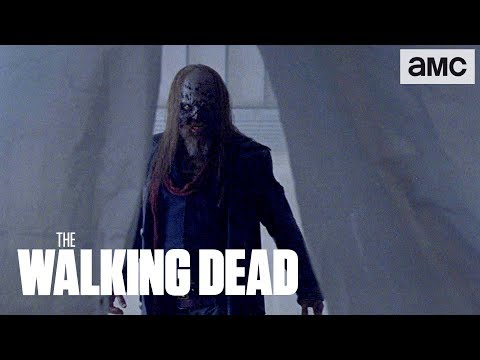 Allen Colon - The Whisperers have invaded the Walking Dead