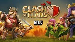 Clash Of Clans BG:Еп.5/Гигант Стратегия!!