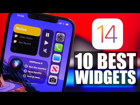 BEST iOS 14 Widgets - You Must Have !