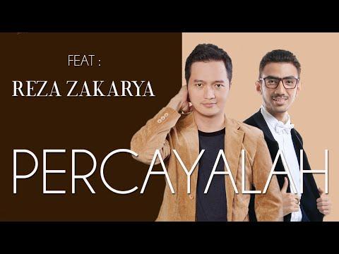 Percayalah (Siti Nurhaliza) - Male Cover Version By ANDREY & REZA ZAKARYA
