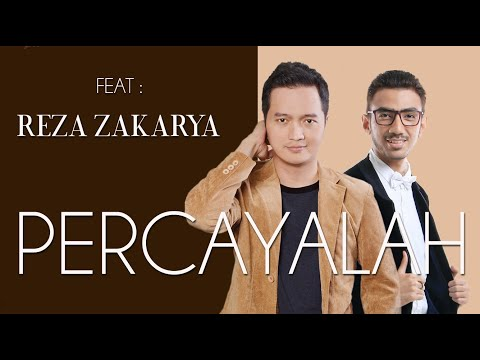Percayalah (Siti Nurhaliza) - Male Cover Version by ANDREY & REZA ZAKARYA