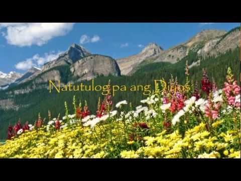 NATUTULOG BA ANG DIYOS-Gary V. with LYRICS