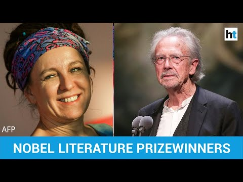 Winners Of 2018 & 2019 Nobel Literature Prizes: Olga Tokarczuk, Peter Handke