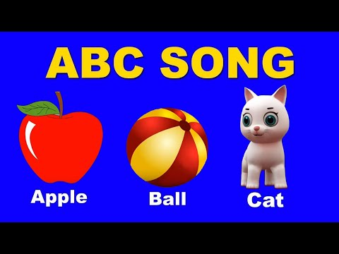 A For Apple B For Ball C For Cat D For Dog Song by Shaan | Preschool Learning Videos | ABCD Rhymes