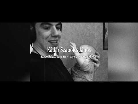 Szabó Balázs Bandája- Bájoló (Cover Kádár Szabolcs János)