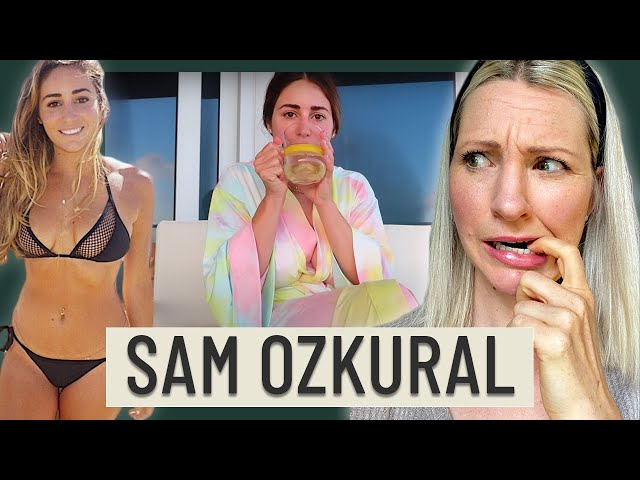 Dietitian Reviews Sam Ozkural's Diet for A HEALTHY GUT? (This is NOT Enough!)