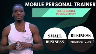 FITNESS TRAINING FOR BUSY PROFESSIONALS