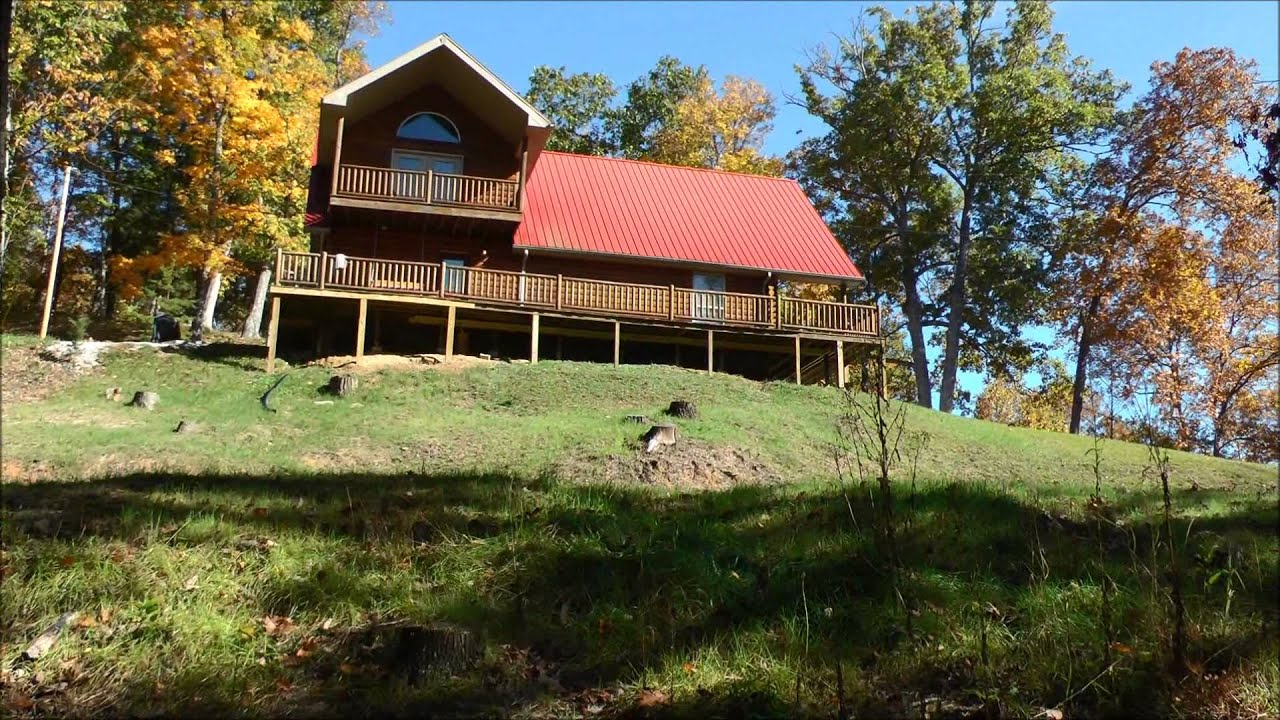 Yatesville Lake Cabin Rental in Eastern Kentucky
