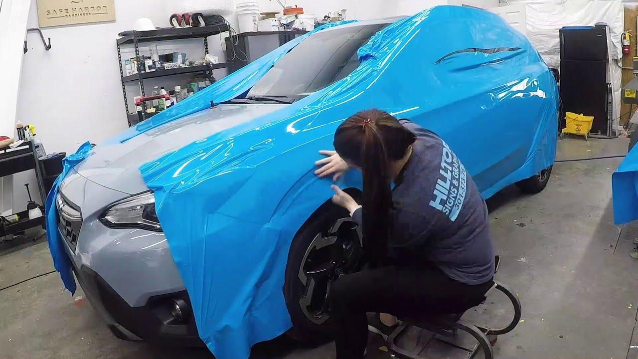 Subaru Crosstrek Color Change