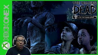 SAVE CLEMENTINE AT ALL COST! | The Walking Dead The Final Season - Episode 1 - FULL Episode