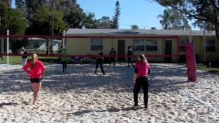 Becca Brown Sand Volleyball
