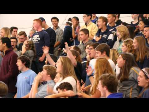 Landmark School Pep Rally Fall 2015