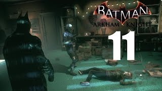 BATMAN ARKHAM KNIGHT gameplay part 11