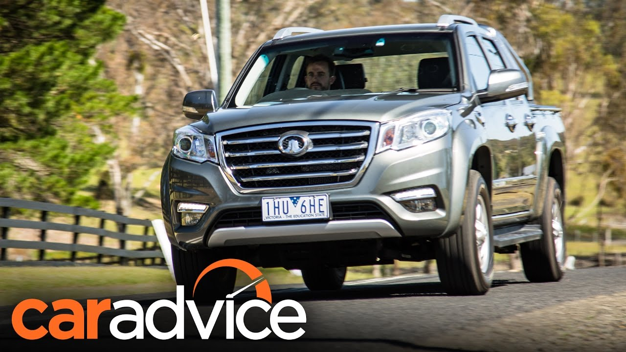 2017 Great Wall Steed 4x4 Diesel review   CarAdvice