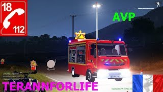 Arma 3 - Terann For Life - Pompier - Accident avec le FSR !