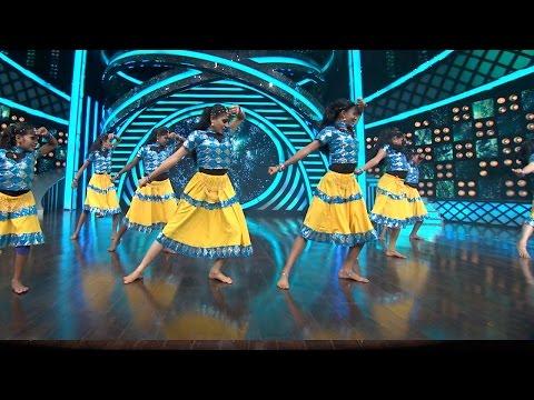 D3 D 4 Dance I Kantharees - Koyal Si Teri Boli I Mazhavil Manoram