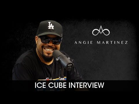 Ice Cube Talks Bill Maher, Prodigy + Biopic Comparisons