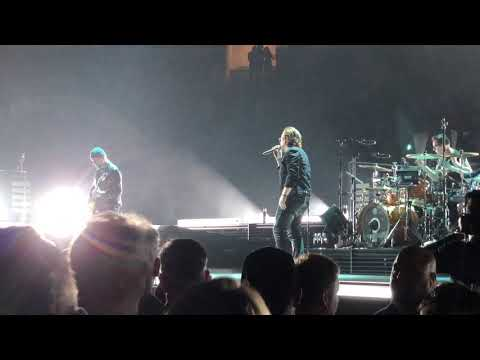 U2 All Because Of You San Jose 7 May 2018