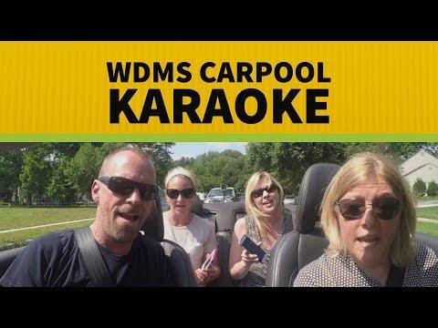 West Deptford Middle School Carpool Karaoke