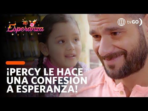 ¡Percy habla con Esperanza sobre sus sentimientos! - Mi Esperanza 13/09/2018