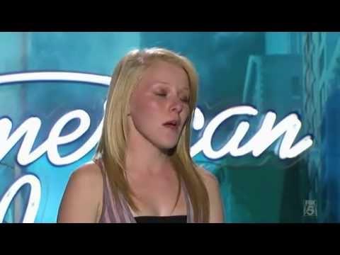 American Idol 10 - Hollie Cavanagh - Austin Auditions