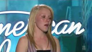 American Idol 10 - Hollie Cavanagh - Austin Auditions