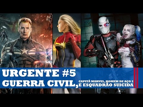 Trailer do filme Capitã Marvel
