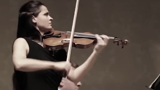Brahms Violin Sonata in D minor No.3 (complete) - Lana Trotovsek and Simon Lane