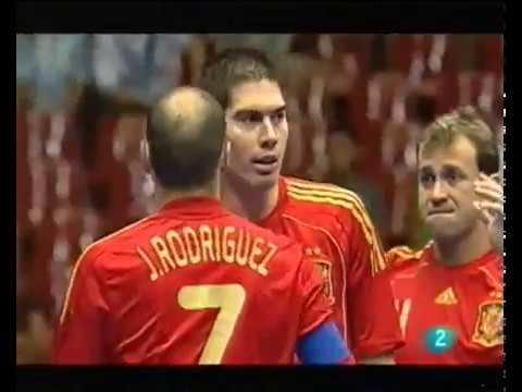 España vs Argentina (Mundial Futsal Fifa 2008)