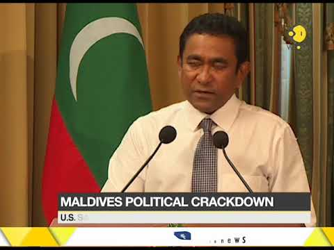 Maldives Political Crackdown: US says deeply dismayed by reports from Maldives