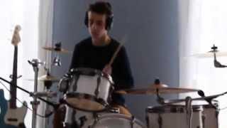 Paul Buhr - Mutemath - Spotlight (Drum Cover)