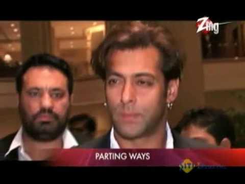 Salman reveals his Breakup with Katrina
