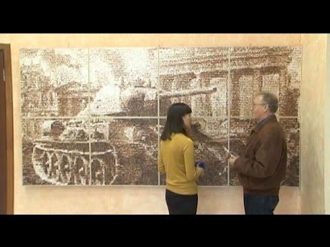 Нижний Новгород. Фотохудожник о войне. Работы И. Пшеницына.