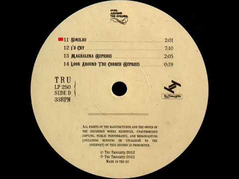 Quantic & Alice Russell With The Combo Bárbaro - Similau - TRU THOUGHTS LP 250