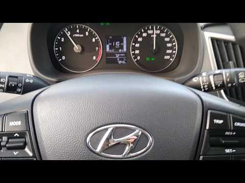 Круиз контроль в Hyundai Creta